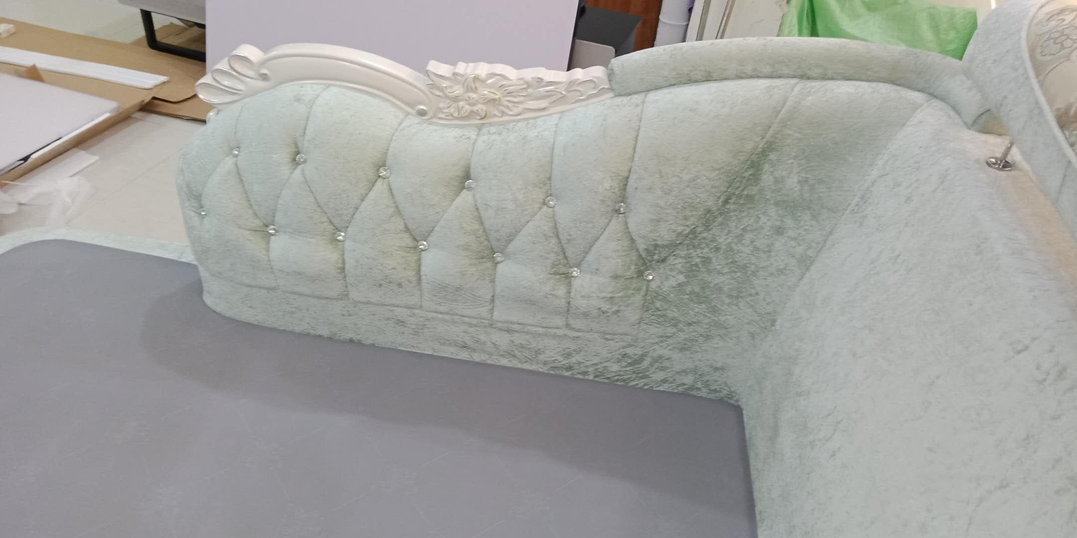 沙发不清洗的危害: