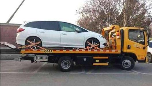 关于汽车维修救援时拖车使用问题