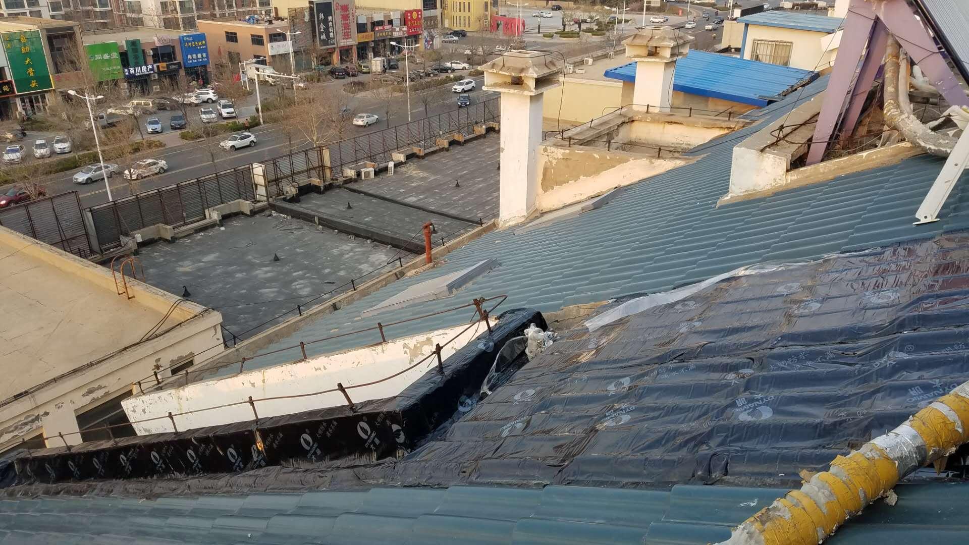 屋面防水怎么选择防水材料