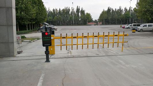 车牌识别系统的道闸如何调试