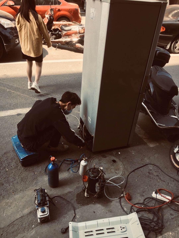 空调常见问题维修