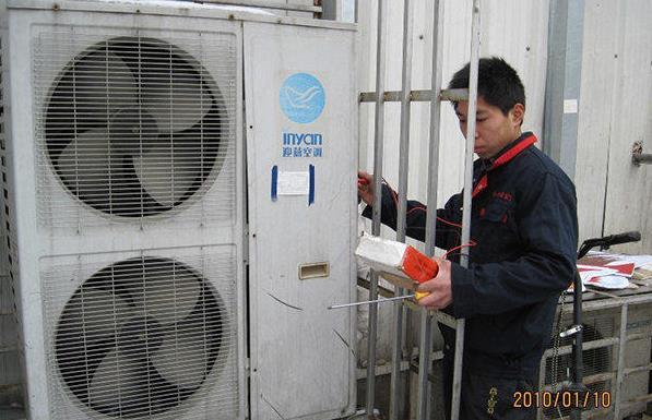 空调压缩机具体维修方法