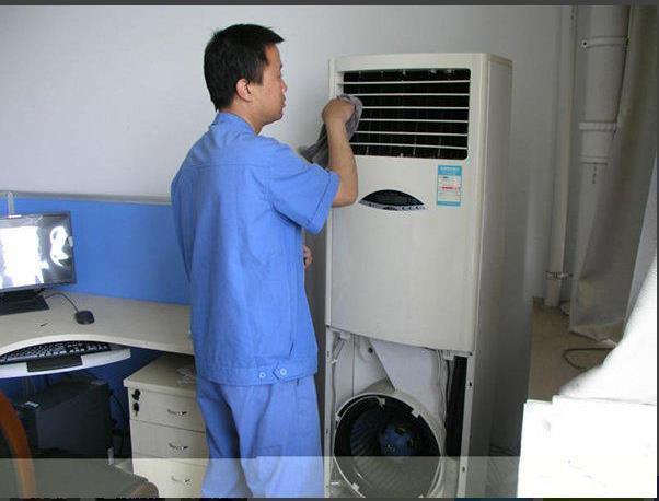 空调室内机的安装固定