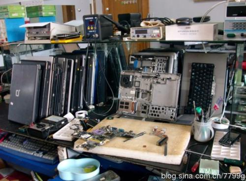 电脑常见故障分类