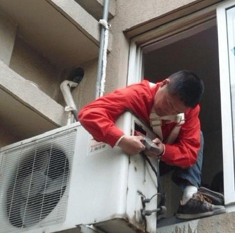 青岛城阳区家用空调拆装、维修、加氟