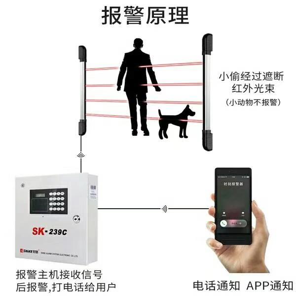 桂林电子围栏安装