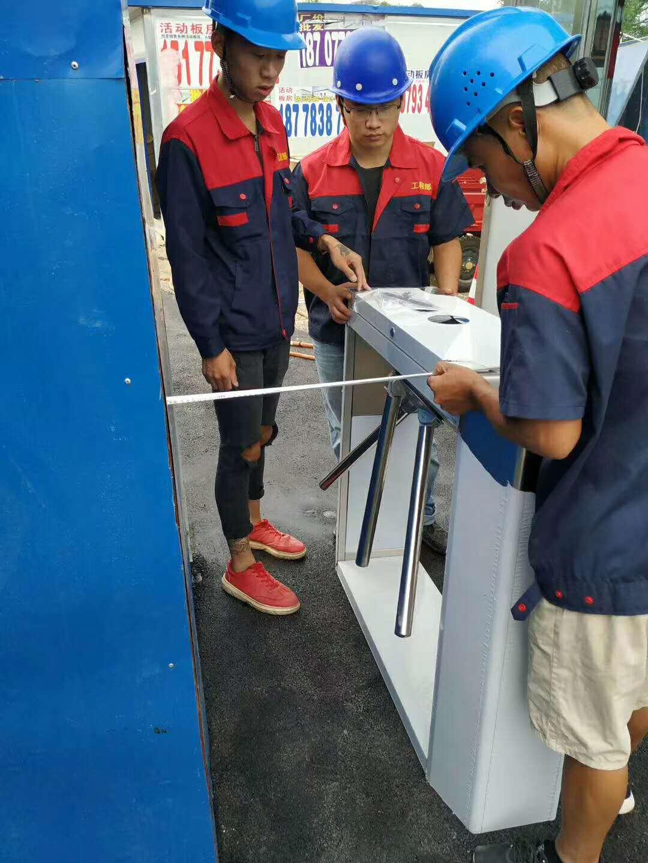 桂林智能化施工现场  安装维修