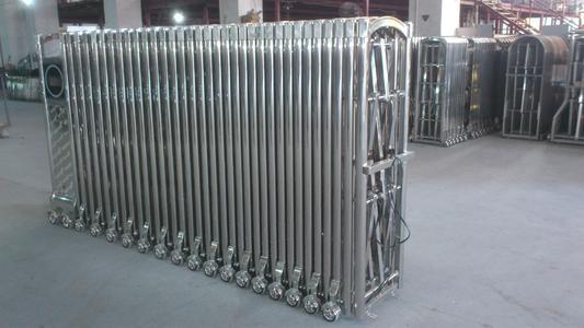 电动伸缩门日常使用与养护维修知识