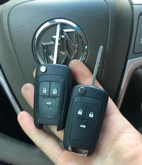 配汽车钥匙是去4s店还是汽配城