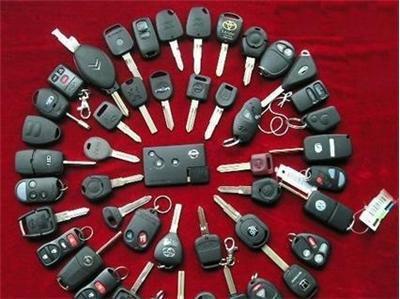汽车车钥匙丢了记住这个配一把能少花钱