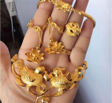 绵阳黄金回收多少钱一克