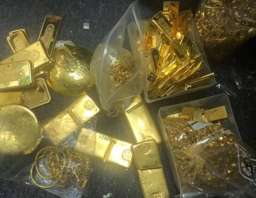 绵阳回收黄金什么价格