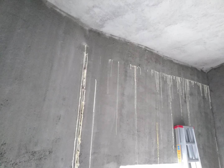 外墙面渗水的处理措施