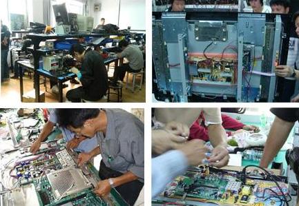 南宁海尔电器售后维修上门维修电视机
