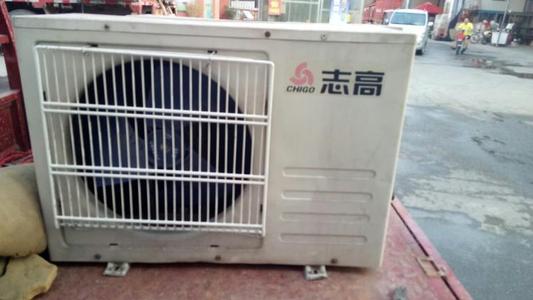 志高空调试机不制冷怎么回事