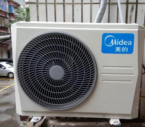 南宁美的空调维修、空调安装、空调加氟