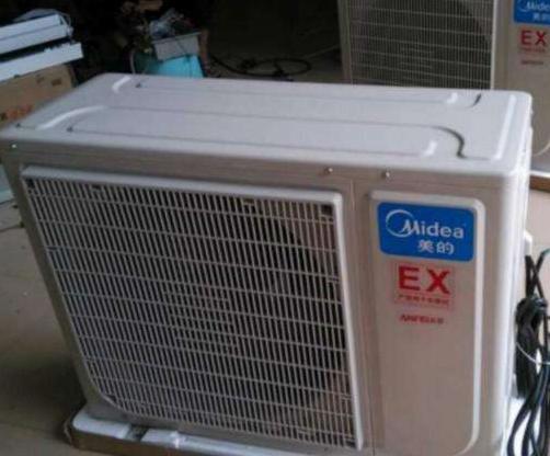 南宁美的空调维修压缩机不启动温度显示不正常