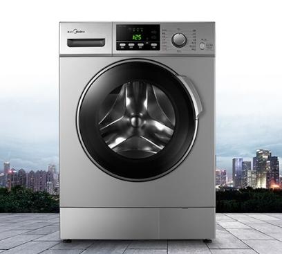 南宁美的洗衣机售后服务之洗衣机安装