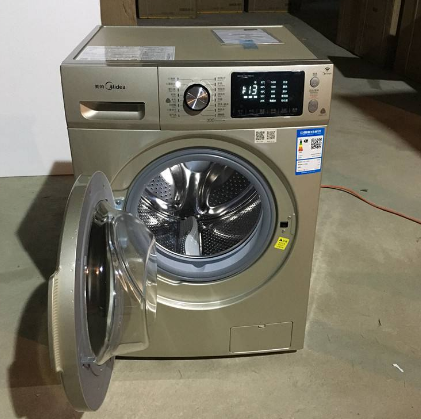 南宁美的洗衣机进水不止