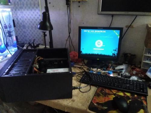 天河区台式电脑维修