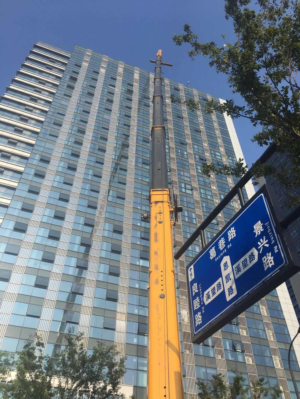 杭州余杭区大小型吊车出租公司