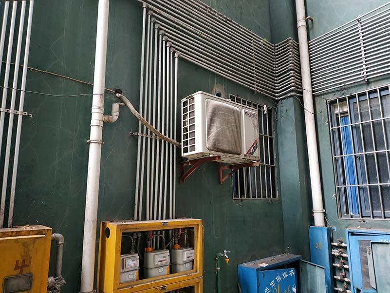 格力空调维修时需要重点检查部位