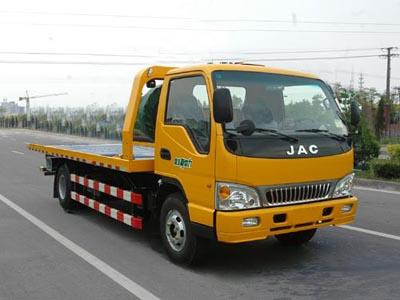 李二毛汽车救援服务部的道路清障车介绍