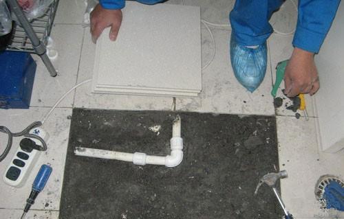 拉萨管道漏水维修