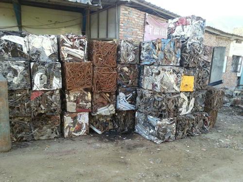 废旧回收利用预热