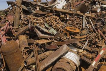 废金属不可再生应当回收利用