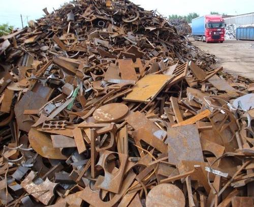 废钢预热回收利用