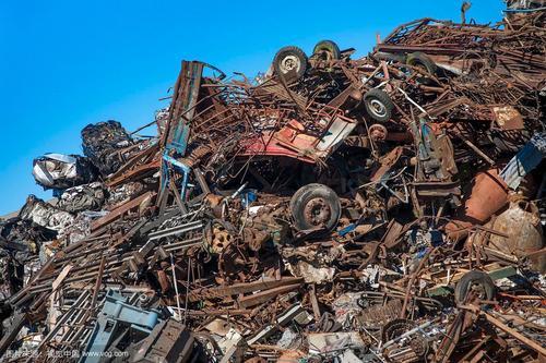 废旧回收利国利民
