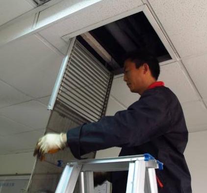 临安中央空调维修-格力空调噪音处理