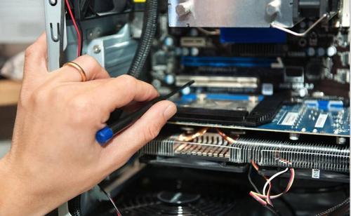 电脑维修 电脑死机