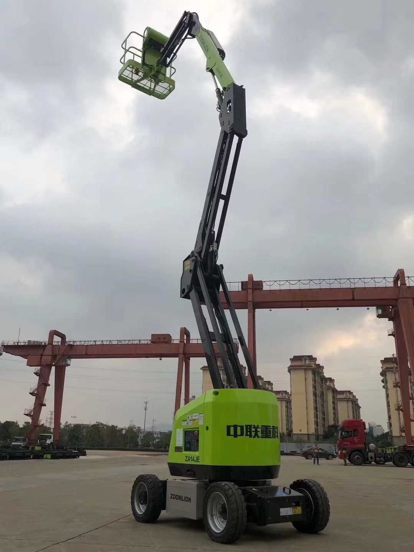 自行式高空作业车租赁