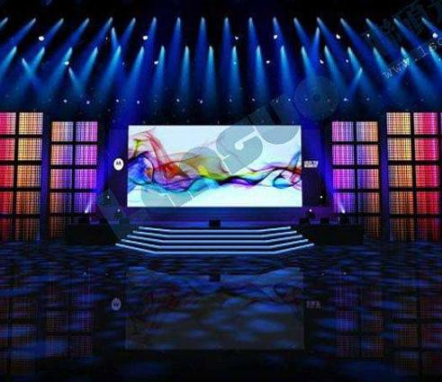 新疆舞台LED显示屏特点