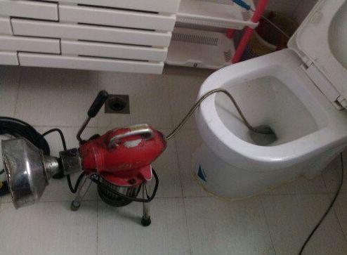 好管家家政提供疏通下水道服务