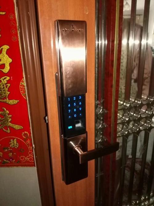 门禁电插锁的应用