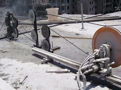 混凝土专业切割污染小