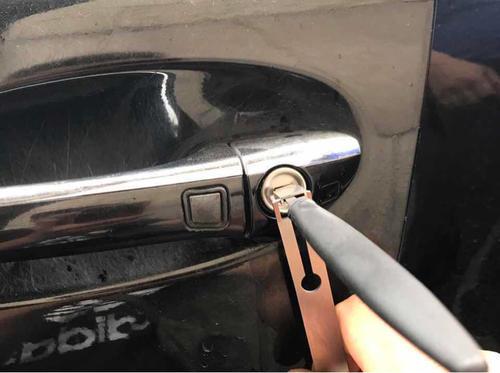 开锁汽车钥匙的特殊之处