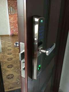 安装指纹锁要找像吴记开锁一样的正规公司