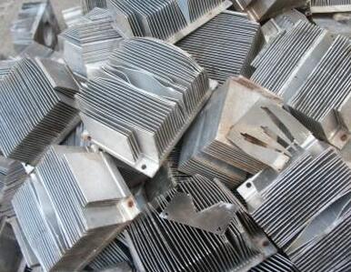 废旧物资 废铝预处理
