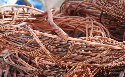 废旧铜回收利用过程