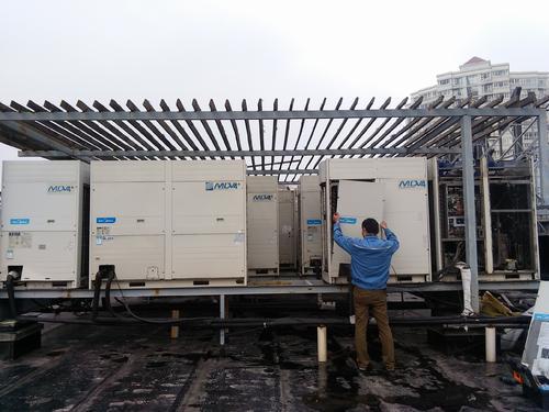 贵州中央空调工程维修安装
