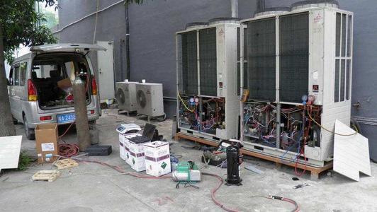 贵州安装中央空调工程安装