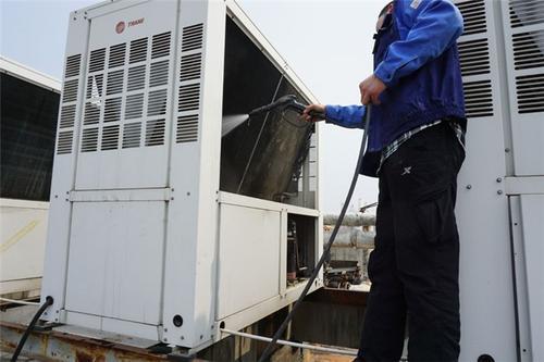 贵州专业上门维修中央空调
