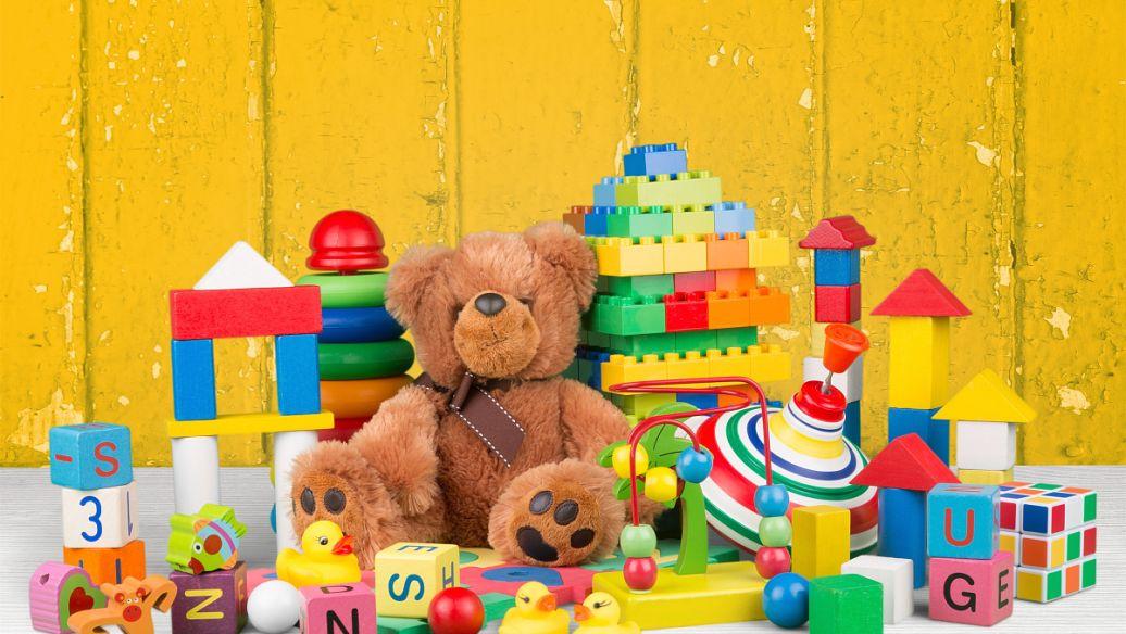儿童玩具 地摊市场