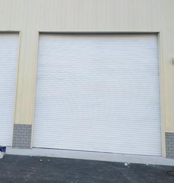 鸿典门业的电动卷砸门有三大优点