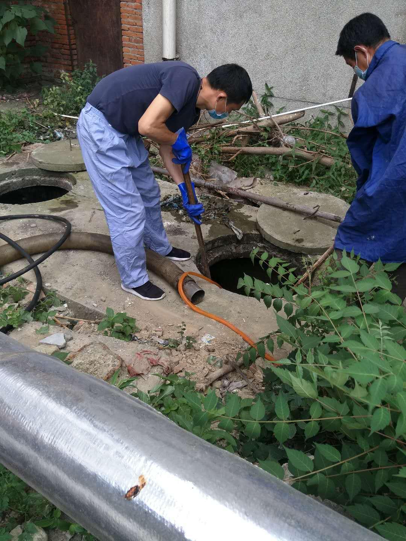 污水池清理怎么做