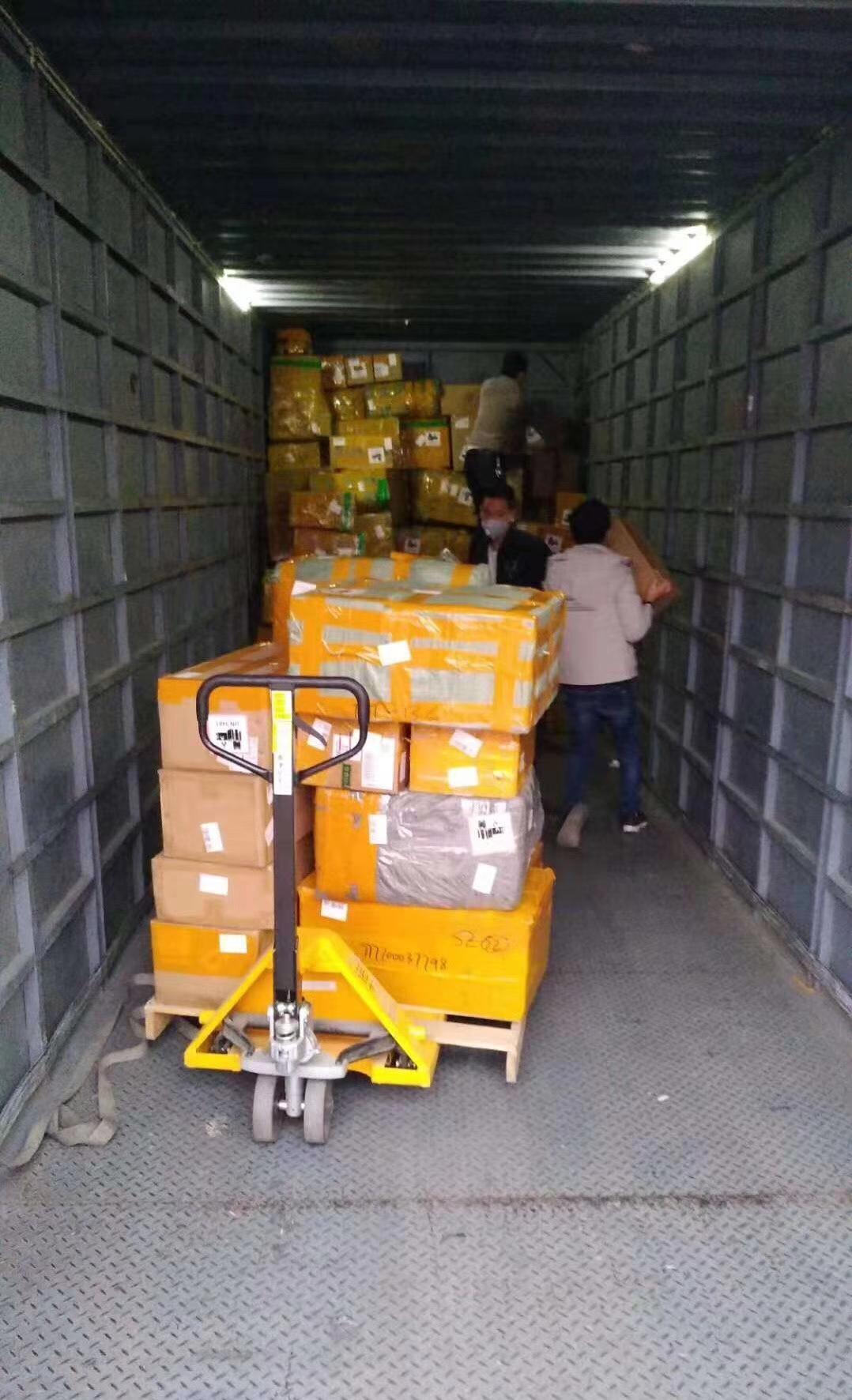 菲律宾国际快递物流